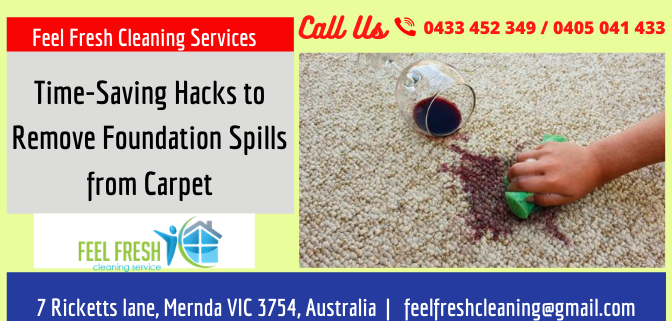carpet stain cleaning