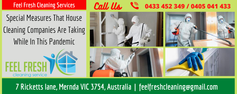 covid house cleaners