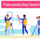 Professionally Deep Cleaned Home