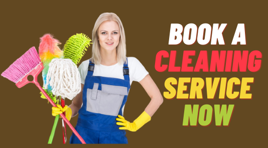 Book A Cleaners